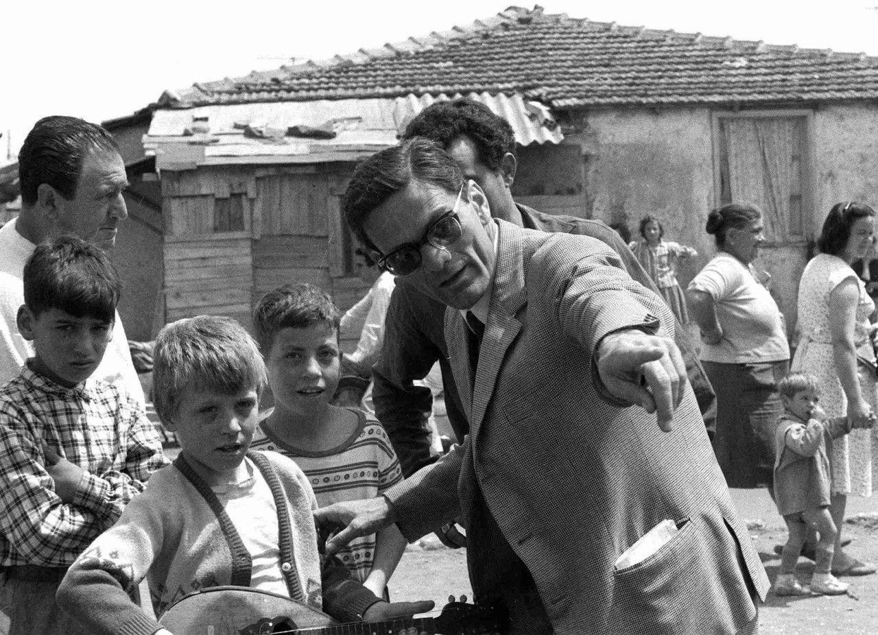 Pier Paolo Pasolini: può educare solo chi sa cosa significa amare