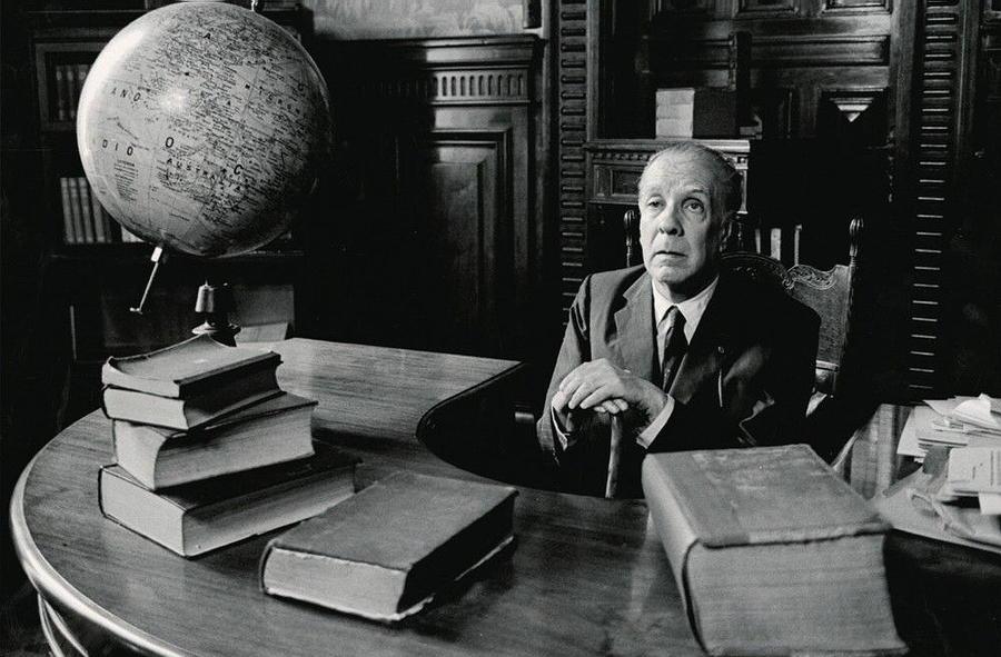 Borges nel labirinto del libro impossibile