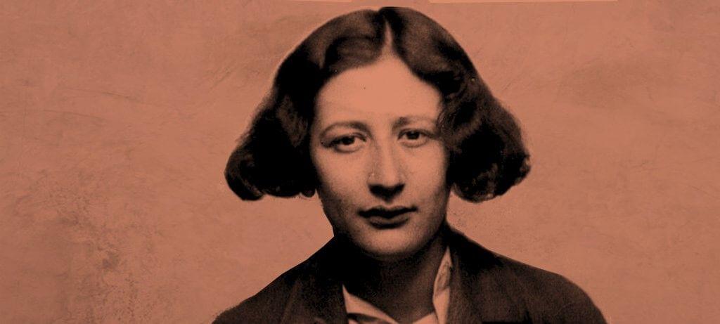 Simone Weil e l'impersonale fra l'ombra e Dio