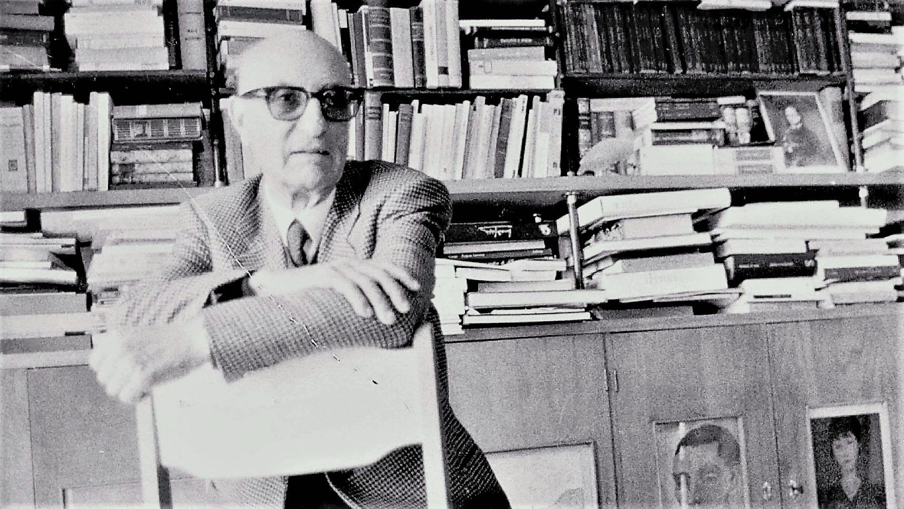 Gesualdo Bufalino, l'uomo invaso dalla letteratura