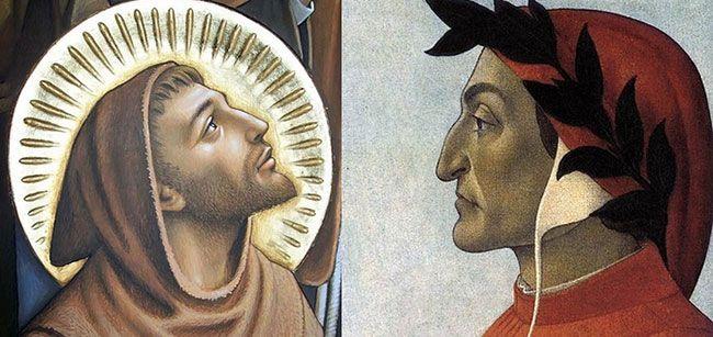Dante Alighieri e la Santa Povertà di Francesco