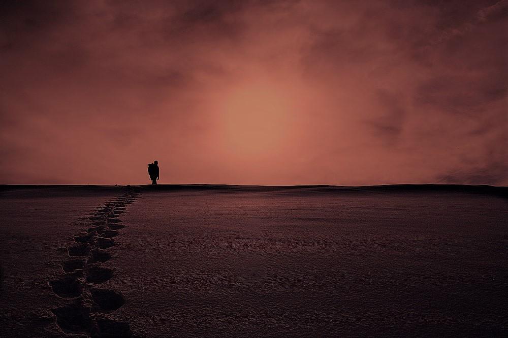Il cammino e l'uomo
