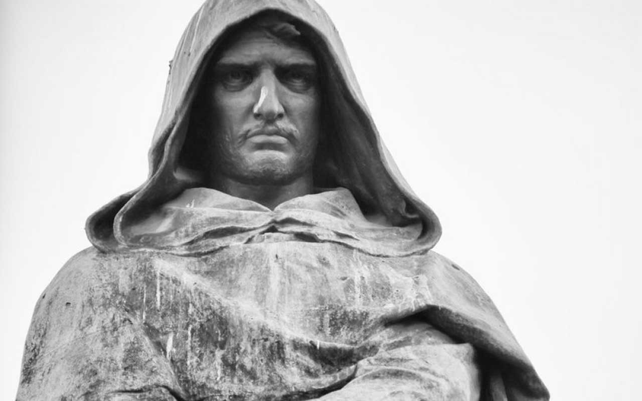 """""""Un poeta al rogo"""", il Giordano Bruno di Donato Di Poce"""